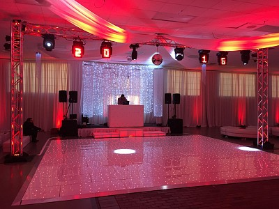 Electric Entertainment white-starlit-twinkle-dancefloor Picture