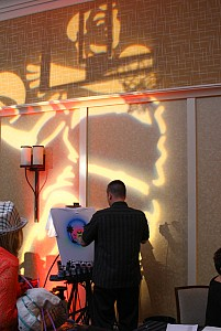 Electric Entertainment airbrush Picture
