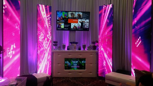 Electric Entertainment led-panel-video-walls Picture