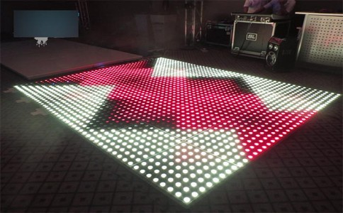 Electric Entertainment led-dance-floor Picture