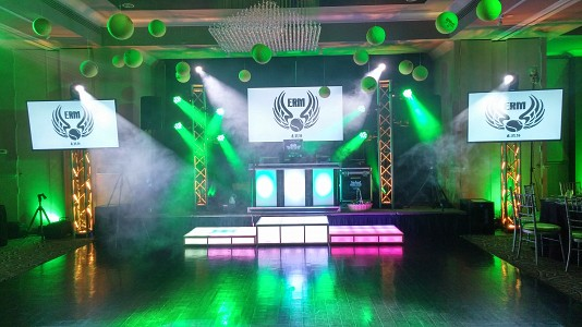Electric Entertainment dj-and-stage-sets Picture