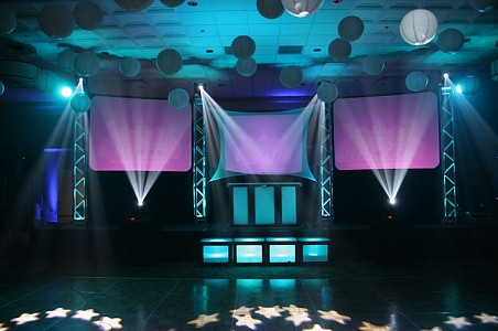 Electric Entertainment homecoming-setups-for-clarksburg Picture