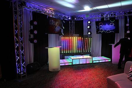 Electric Entertainment led-light-bar-array Picture